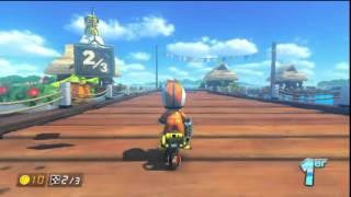 Détente SPECIAL NÖEL sur Mario Kart 8 Wii U avec TitiFamily
