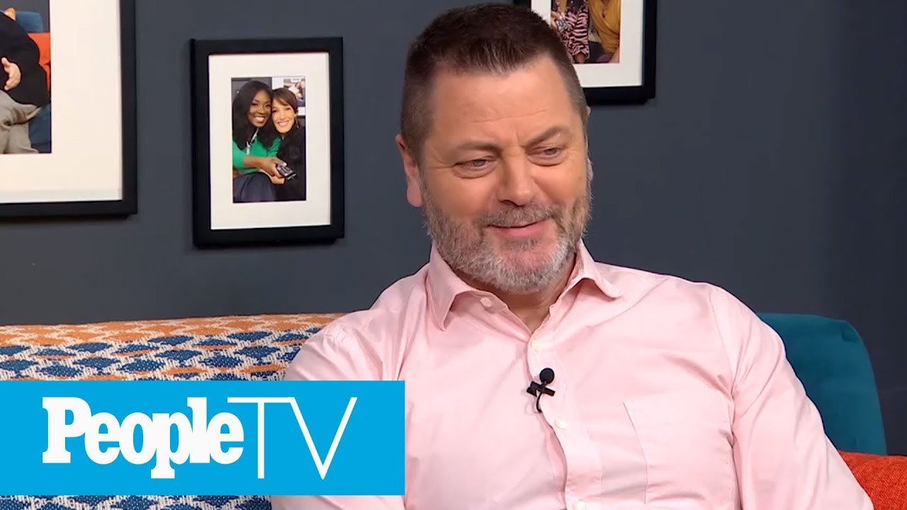 Nick Offerman On Working With 'Deadwood' Creator David Milch | PeopleTV