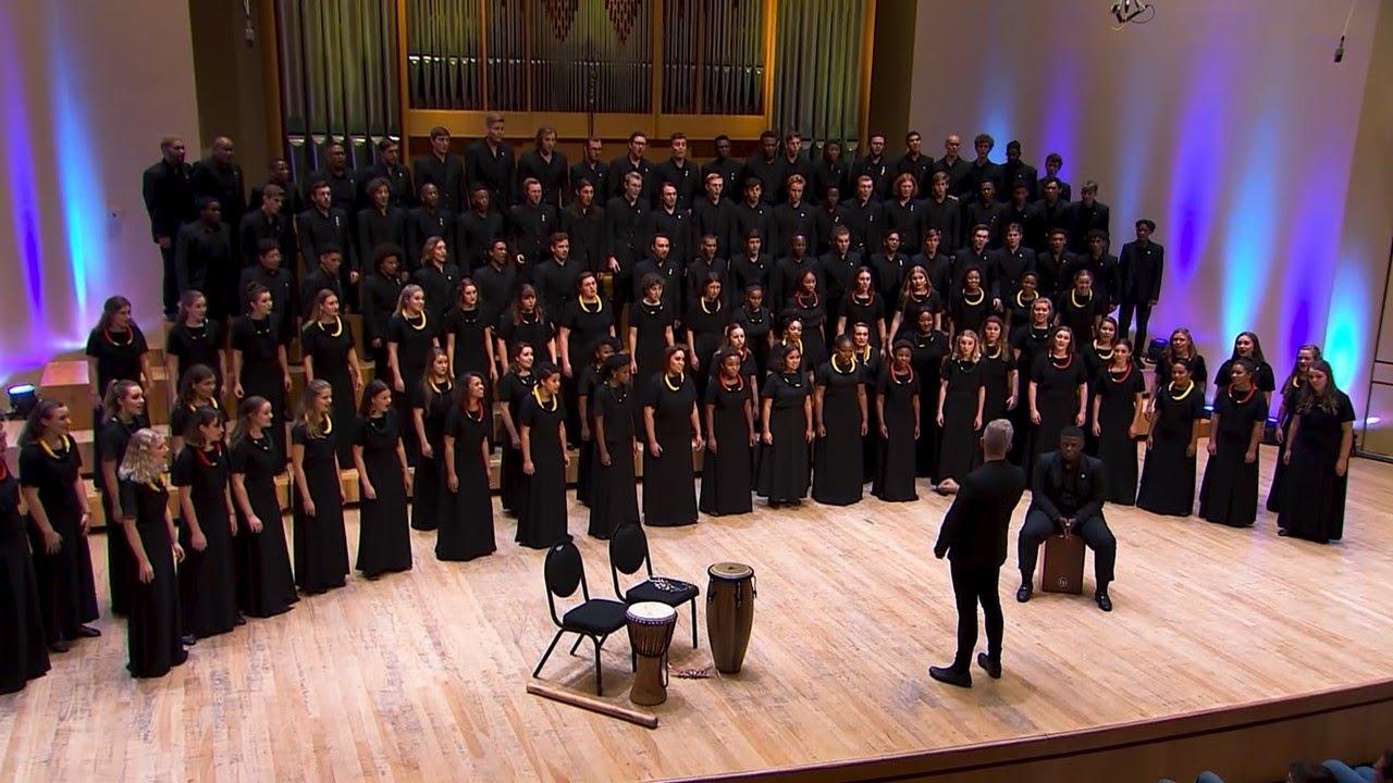 I Lived - Stellenbosch University Choir