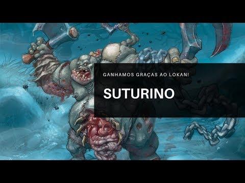 Suturino Gameplay - Ganhamos Graças Ao Lokan! - Heroes Of The Storm [RANKED] [PT-BR]