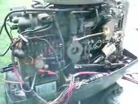 hqdefault 1971 johnson 60hp youtube,1970 60 Hp Johnson Outboard Wiring