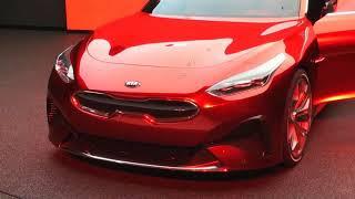 Киа Сид 2018 концепт третьего поколения. New Kia Ceed 2018, ProCeed, concept