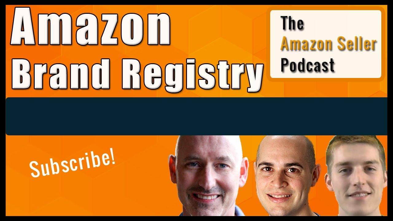 amazon brand registry program (gcid)