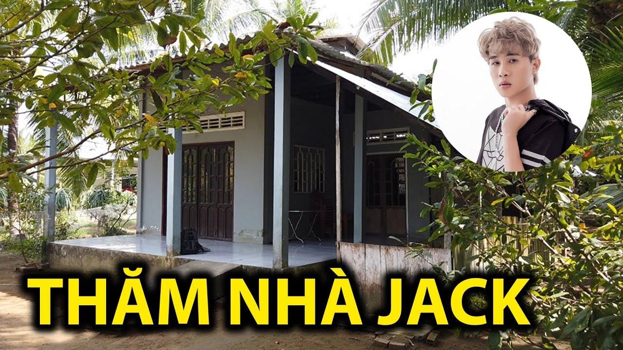 Thăm nhà Jack tại Bến Tre, nơi Jack đòi về bán trà sữa