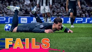 FIFA 19 ● FUNNY GLITCHES, FAILS, FUNNY MOMENTS