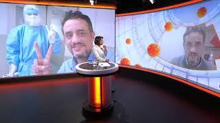 مريض عربي في الصين يروي اسرار تعافيه من فيروس كورونا