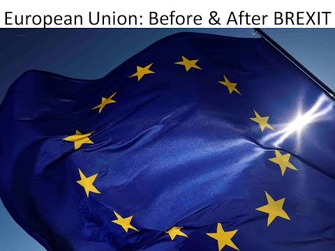 European Union: Before and After BREXIT