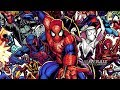 Drawing 50  DIFFERENT SPIDER-MAN SUITS in FULL COLOR!