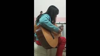 EM VẪN ĐỢI ANH VỀ - Guitar