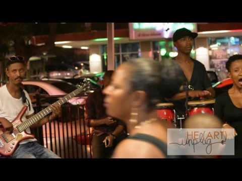 [HeArt Unplugged] Ncamisa Nqana performs