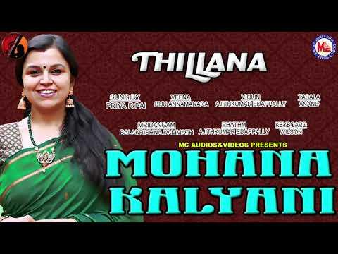 mohana-kalyani-|-classical-songs-|-priya-r-pai-|-thillana