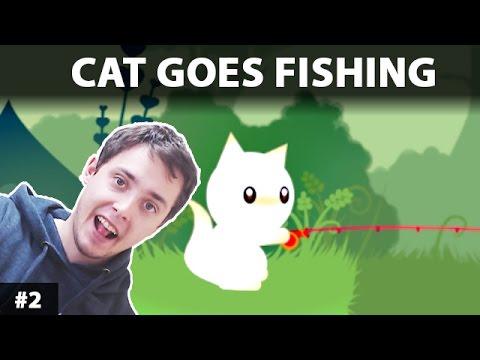 Cat Goes Fishing Po Polsku G Odne Ryby Youtube