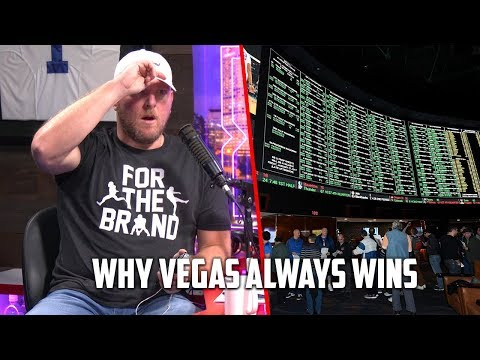Pat McAfee Breaks Down Sports Betting