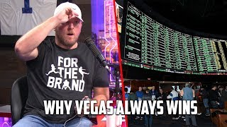 Pat McAfee Breaks Down Sports Betting