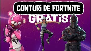 #LIVE 8 DAM FREE FORTNITE ACCOUNTS!! WE PLAY ON ACCOUNT WITH BLACK NIGHT!!