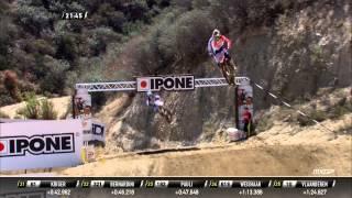 Tim Gajser crash MXGP of The USA 2015