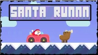 Santa Runnn Full Game Walkthrough (All Levels)