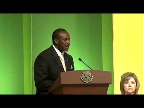Kandeh Yumkella on Sierra Leone's poverty