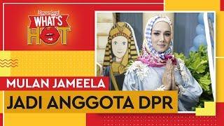 Menang Gugatan, Mulan Jameela Jadi Anggota DPR Gantikan 2 Rekannya