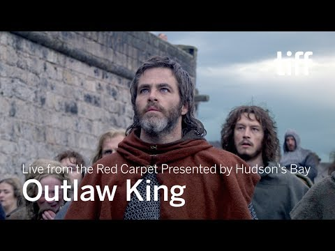 OUTLAW KING Live from the Red Carpet Presented by Hudson's Bay | TIFF 2018