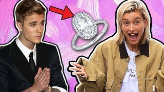 Justin Bieber CONFIRMS engagement to Hailey Baldwin in Sappy Instagram Post