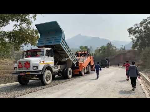 VİMPO, VCS5400 MICIR SERİCİSİ İLE NEPAL'DE
