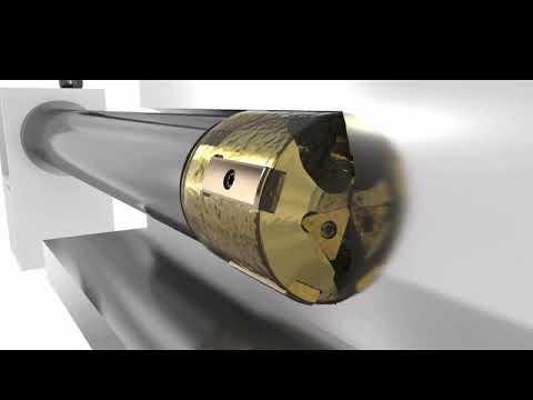Deep Hole Drilling Techniques