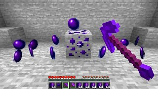 Crafting Items STRONGER Than DIAMOND In Minecraft!