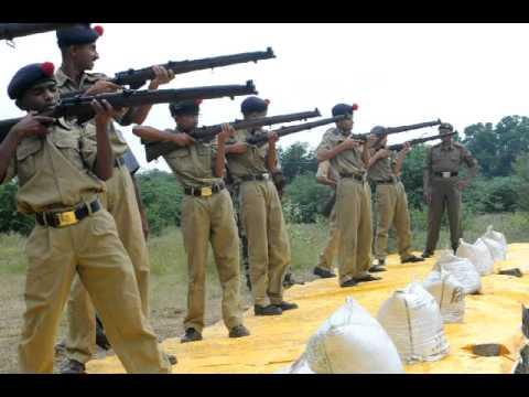 ncc drill commands in hindi pdf