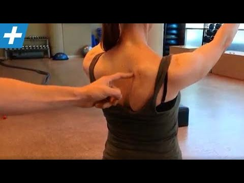 The winging scapula and shoulder function explained | Feat ...