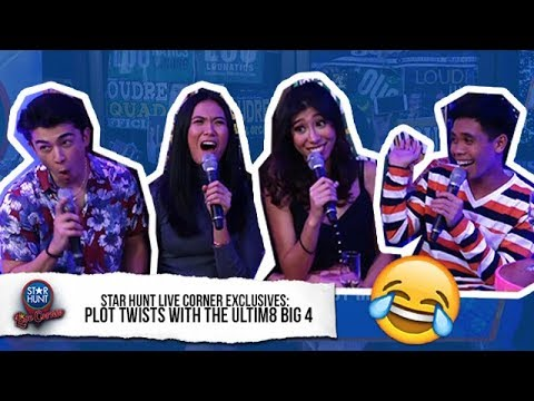Lou inamin ang biggest plot twist niya sa loob ng Bahay Ni Kuya  Star Hunt  Corner Exclusive