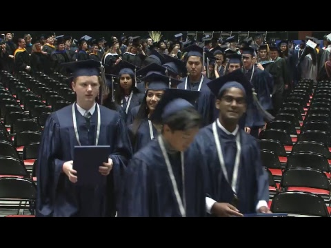 IMSA Commencement Ceremony of the Class of 2018