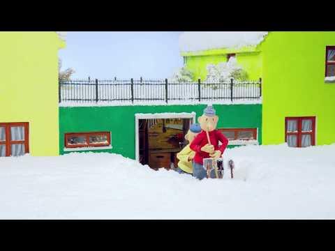 Pat a Mat: Zimní radovánky (2018), HD trailer