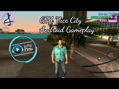 GTA Vice City Android Gameplay (with Tamil Commentary)