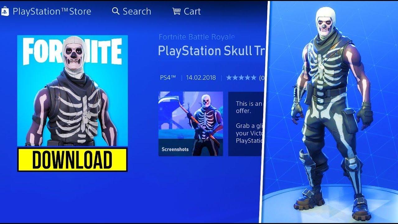 School Trooper Ops Fortnite Skins How To Unlock Skull Trooper Skin In Fortnite Fortnite Battle Royale New Skins Youtube