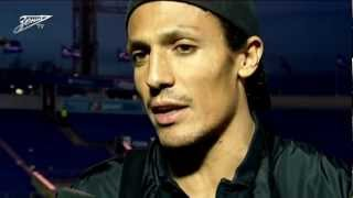 Interview with Bruno Alves after the championship match
