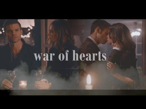 Hayley & Elijah:: War Of Hearts (2,000 Subs)