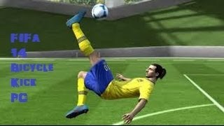 How to do bicycle kick | FIFA 16/15 [PC]