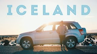 ROAD TRIPPING ICELAND | Solo Travel Adventure