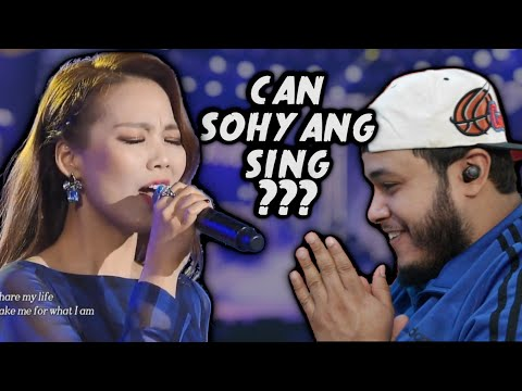 SO HYANG - I Have Nothing (Reaction) If You're Having Any Doubts Then WATCH THIS!!!
