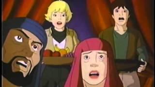 Daniel Bible Story - ( Children Christian Bible Cartoon Movie )