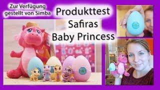 Safiras Baby Princess | Drachen | spielen mit Kind | Erfahrung | Produkttest |  Werbung