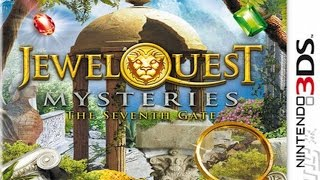 Jewel Quest Mysteries The Seventh Gate Gameplay (Nintendo 3DS) [60 FPS] [1080p]