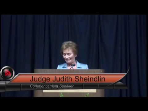Graduation South Charleston High School 2017   Judge Judy
