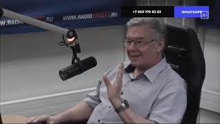 """Программа """"Недельный отчет""""  (эфир """"Вести ФМ"""" от 08.06.2019)"""