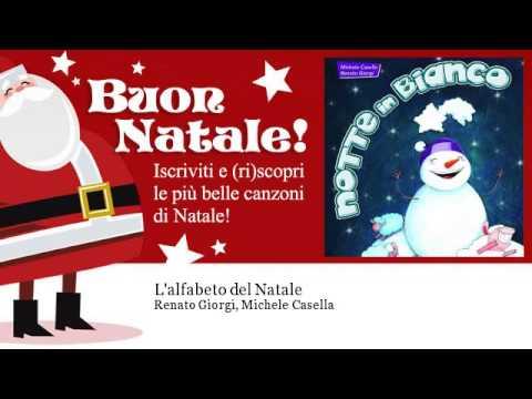 Canzoni Del Natale.Renato Giorgi Michele Casella L Alfabeto Del Natale