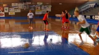 Тактическая подготовка в баскетболе