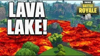 LAVA LAKE !!?  FORTNITE CUBE EVENT FINAL COUNTDOWN