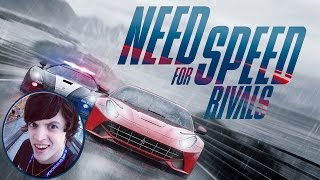 NEED FOR SPEED: RIVALS - PS4 Gameplay en español