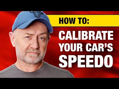 How to hack speedometer accuracy - for free | Auto Expert John Cadogan